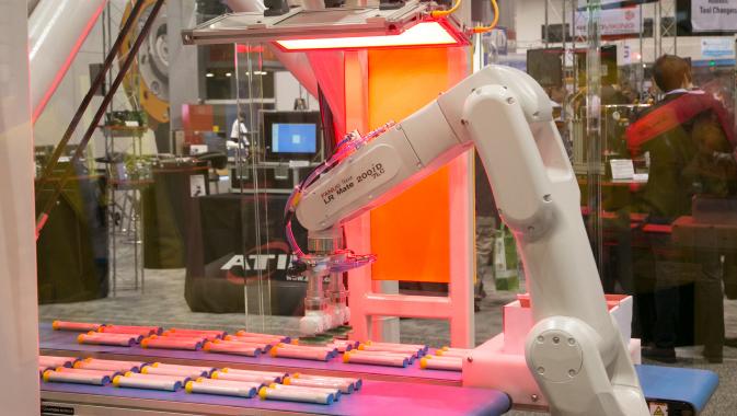 The Automated Future