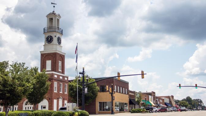 South Carolina's Next Big Boom