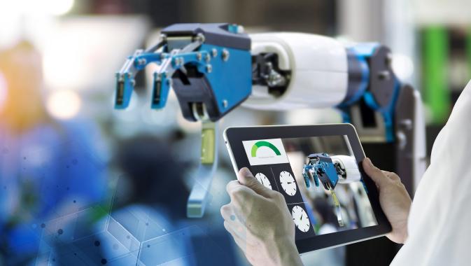 The Robotic Workforce