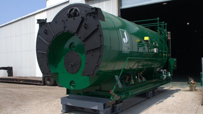 Steam Powering Industry across America and Beyond