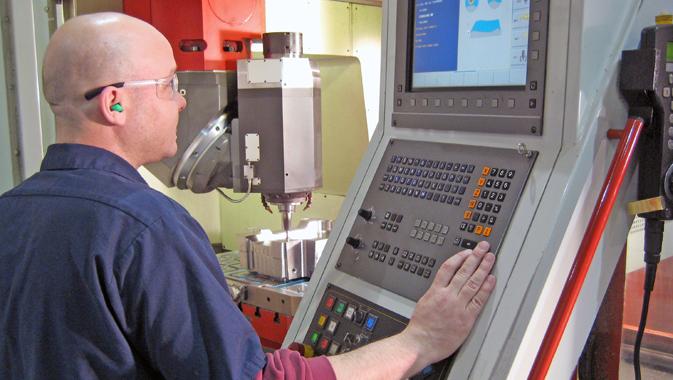 Custom-Made Molds and Machining