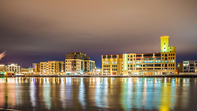 The Economic Hub of Northeastern Wisconsin