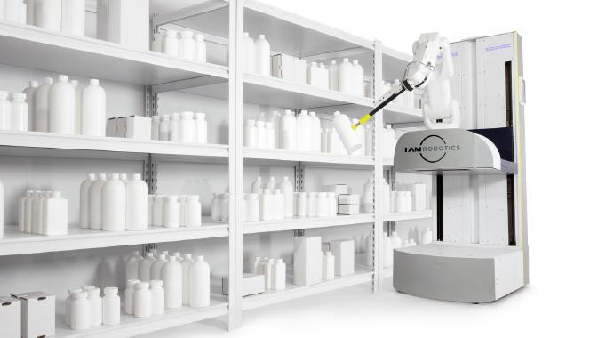 IAM Robotics Brings Innovative Solutions and Awareness to Burgeoning Industry