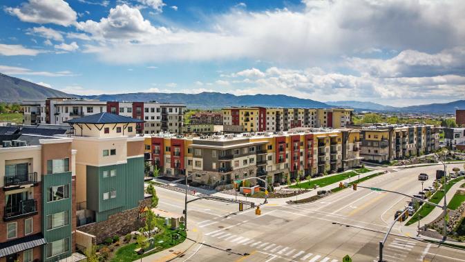 Where Mountain Meets Urban