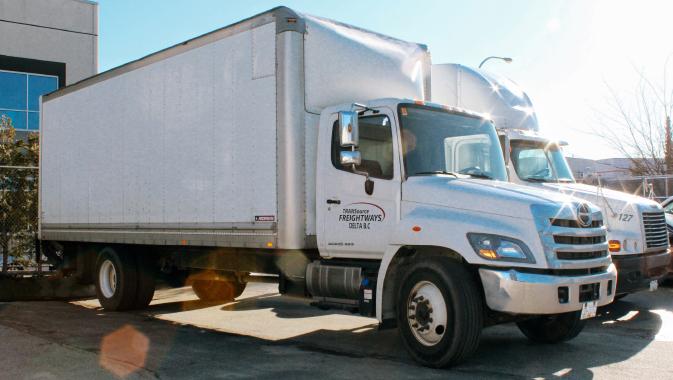 Your Dedicated Partner in Logistics
